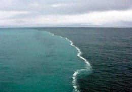 why does the atlantic and pacific oceans water not mix quora