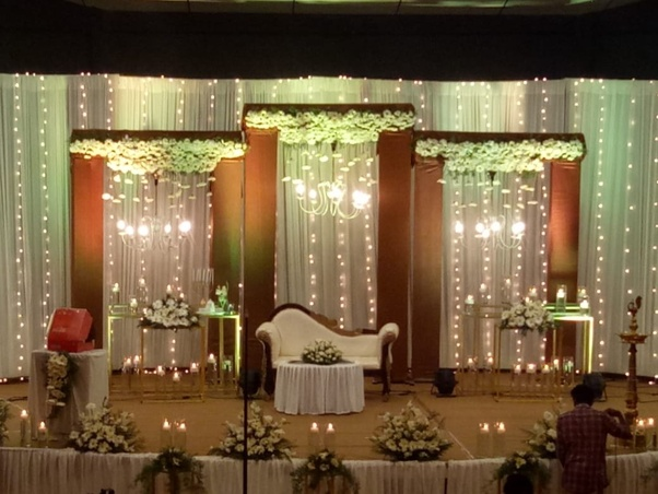 What Is The Approximate Cost Of Wedding Decorators Only In