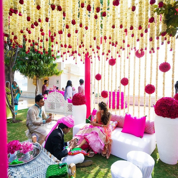 Home Design Ideas Hindi: What Are Some Creative, Low-budget Indian Hindu Wedding