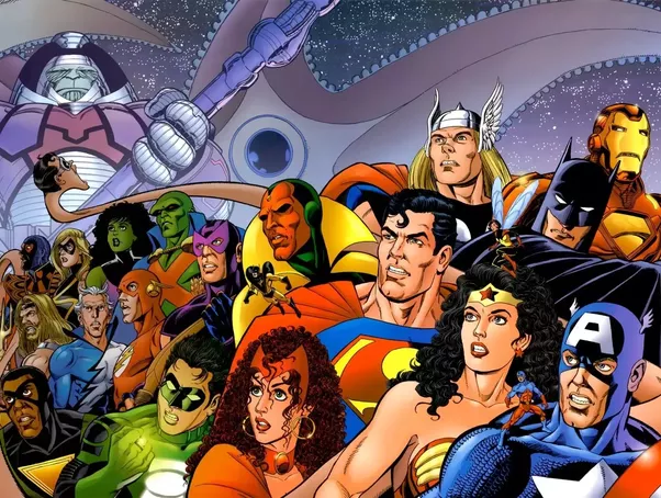 which are the best marvel dc crossover comics quora