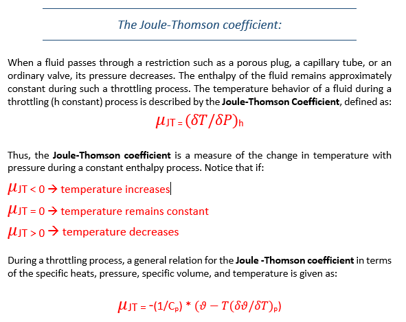 What is the Joule-Thomson effect? - Quora
