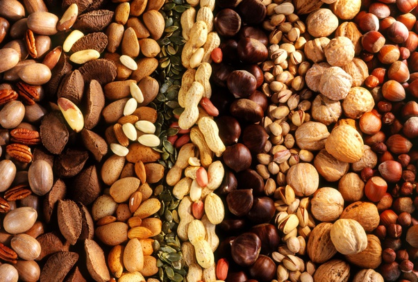 What are some nutrition facts about nuts? - Quora