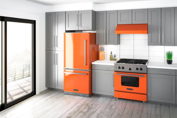 they u0027re appliances have modern lines bold colors and top of the line performance features  for a contemporary american kitchen  what is the best oven for a contemporary american kitchen    quora  rh   quora com