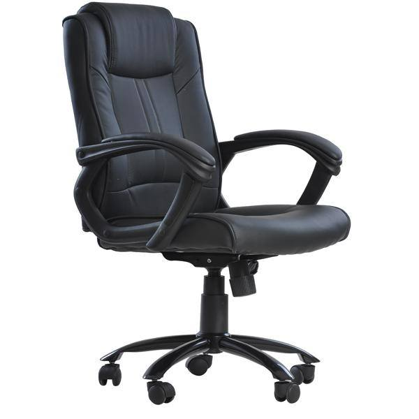 It Features High Executive Style Which Praises The Traditional Office As  Well As Some Touch Of An Informal Mode. It Has Ample Padding Which Provides  ...