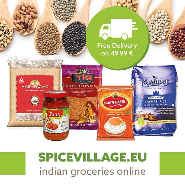 Where can I buy Indian groceries in Berlin, Germany? - Quora