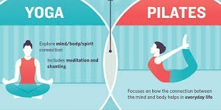 yoga v pilates weight loss
