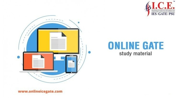 which website provides free gate 2018 study materials in pdf format
