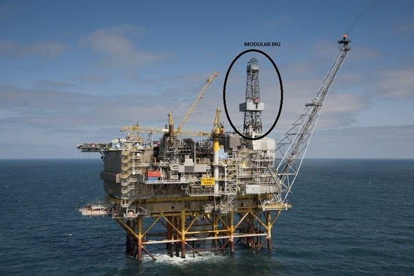 what happens after an offshore oil platform stops drilling quora