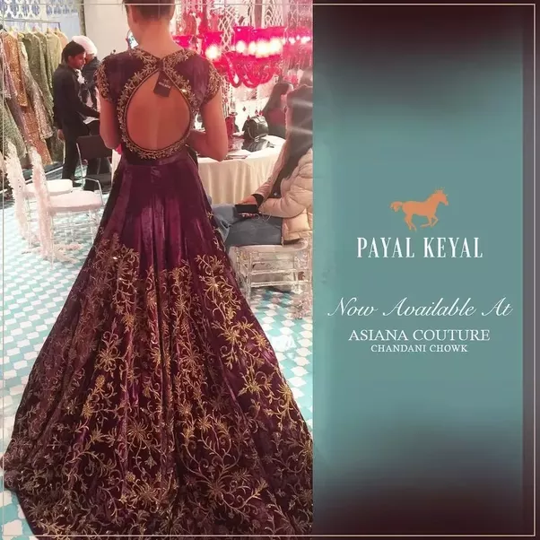 Apart from a lehenga, and a sari, what other dress can I wear on a ...