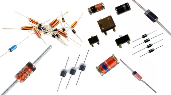 What Are The Basic Electronic Components