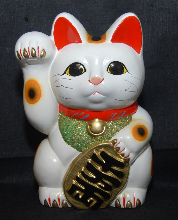 Is The Lucky Cat A Symbol Of Good Luck In Korea Quora