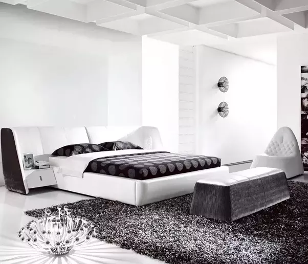 Contemporary Bed Room Furniture: