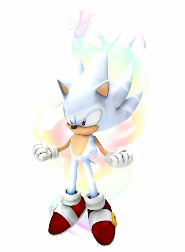 How Many Forms Does Sonic The Hedgehog Have Quora