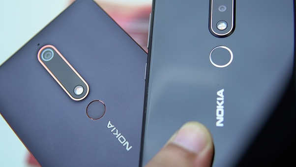 Image result for Nokia 6.1 Plus X6 2018 mobile