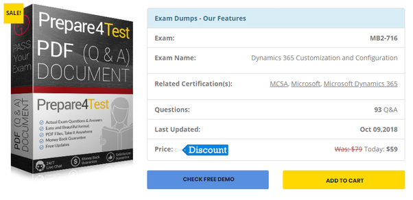 How to easily pass the Microsoft MB2-716 Exam - Quora