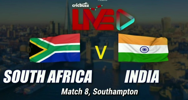 Will India win over South Africa in the World Cup? - Quora