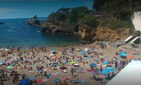 The 11 Best Beaches in France - Photos - Condé Nast Traveler |Montpellier France Beaches