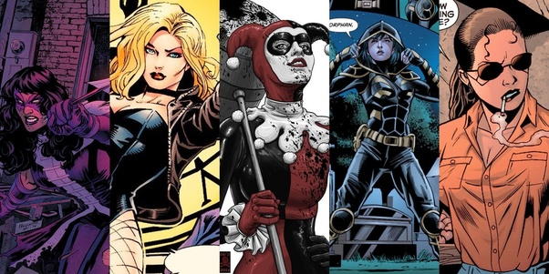 Who Are The Birds Of Prey In The Dc Comics Quora