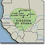 Where is Ghana located on the African map? - Quora