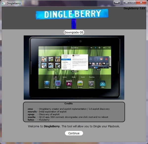 can you hack a blackberry playbook to run android