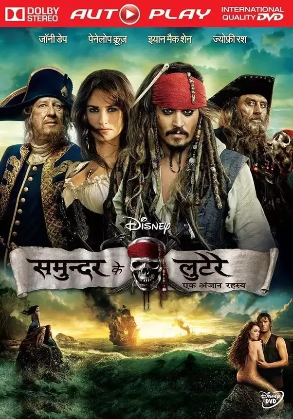 Which are the best Hollywood movies dubbed in Hindi? - Quora