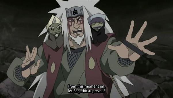 Is Jiraiya Too Overrated In Naruto Quora