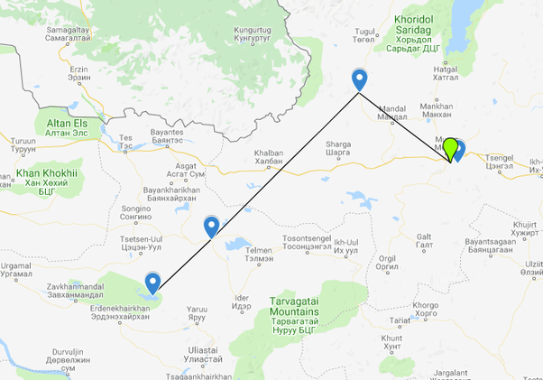 grand tour mongolia