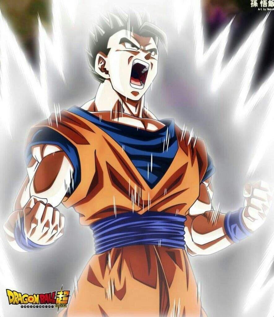 Who S Stronger Mystic Gohan Or Young Super Saiyan 2 Gohan Quora