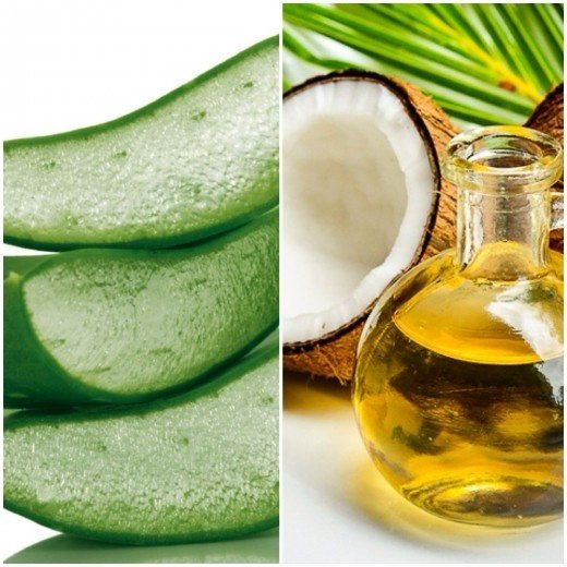 Has anyone had any success using onion juice to regrow for Coconut oil vs fish oil