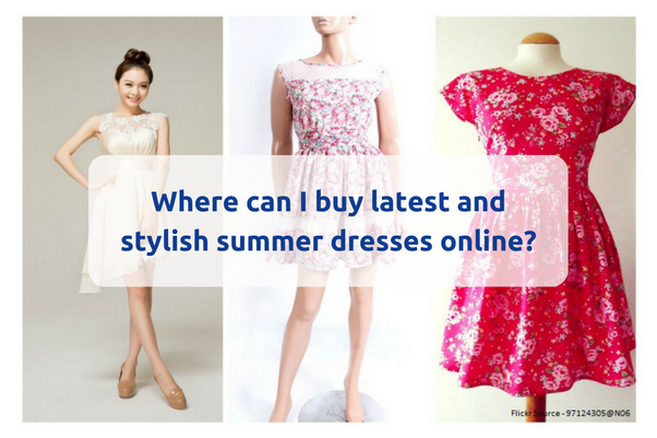 132751a04 Let s look at some of the best online site to buy the latest and stylish  summer dresses.