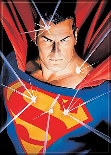 Is Superman abnormally/super humanly handsome/attractive ...