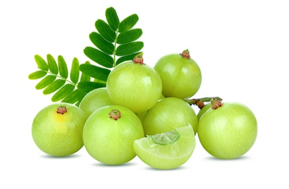Does amla juice helps to turn grey hairs to black? - Quora
