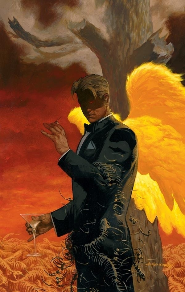 Has the Justice League ever met Lucifer Morningstar? - Quora