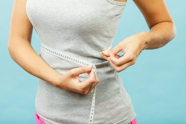 fastest way to lose inches on waist