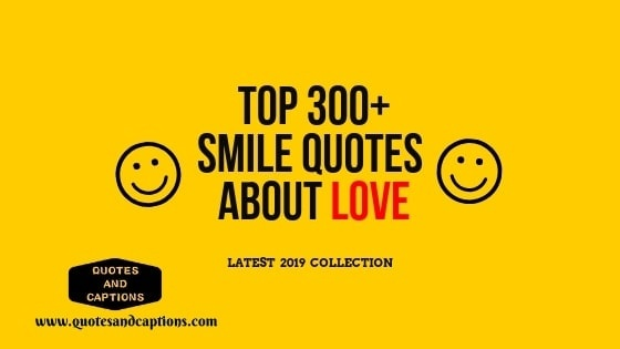 What are some of the best quotations about smiles? - Quora
