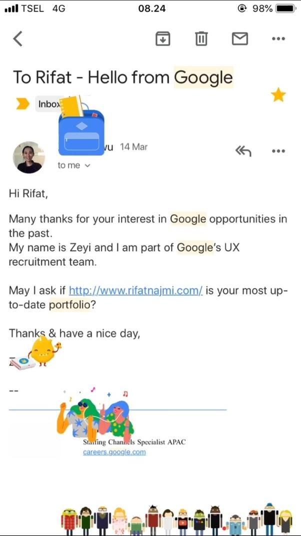 Temukan Bagaimana Cara Kerja Di Google Terbaru