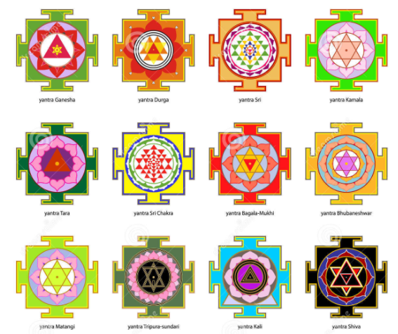 What Are The Sacred Symbols In Hinduism And What Do Those Symbols