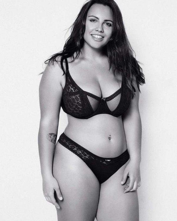 Big curvy white women