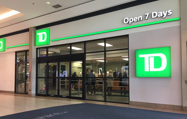 how to add beneficiary to td bank account