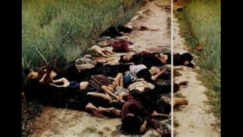 An analysis of the my lai massacre in the vietnam war