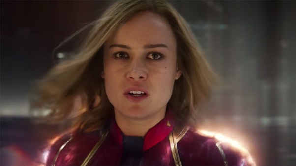 Why Do I Find Brie Larson So Attractive After Her Role As Captain