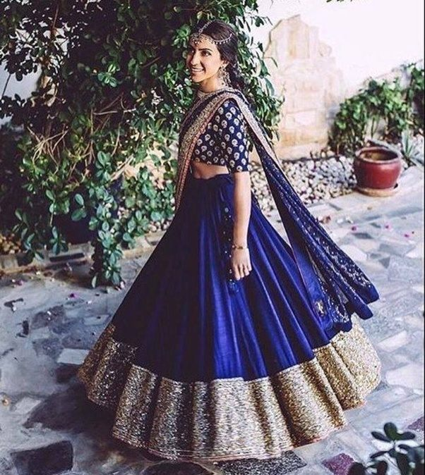 Which Is The Best Color For Lehenga In Wedding?