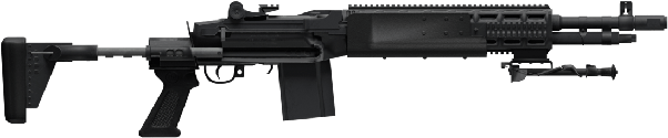 What guns support an 8x scope in PUBG Mobile? - Quora