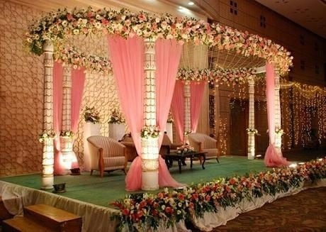 Where Can I Find Gorgeous Stage Decor Ideas For A Glamorous Indian