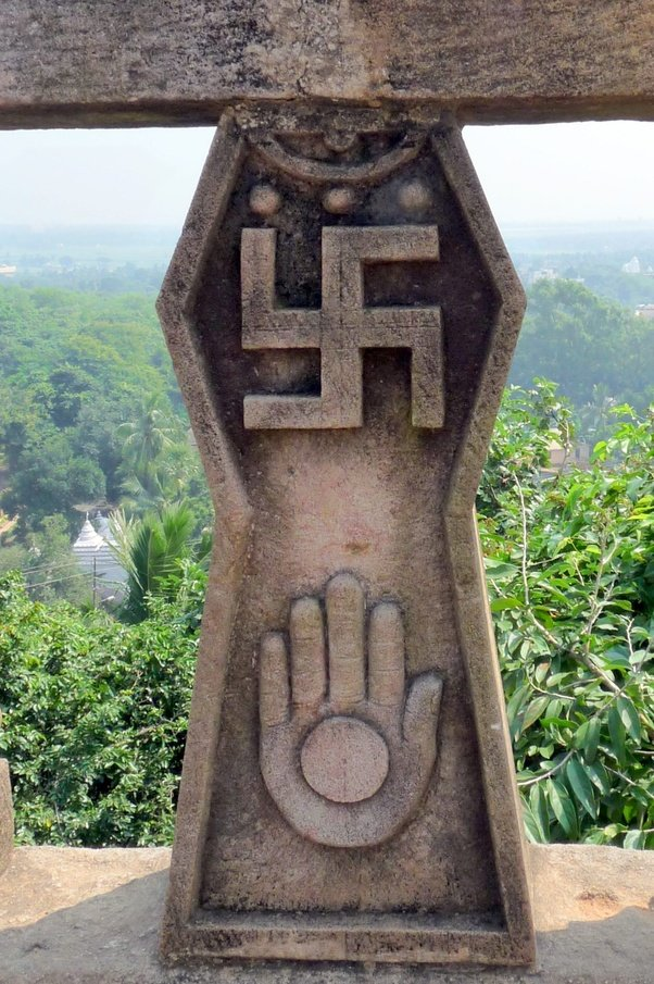 Do You Find It Strange That The Swastika Is The Symbol Of Both The