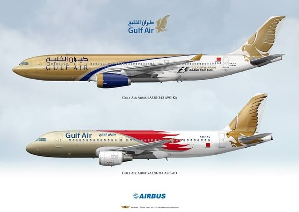 How to correctly identify A320 and A330 from the outside - Quora