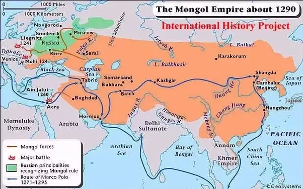 changes and continuities of the mongol empire Key changes and/or continuities in theme from previous period by the 1400s, africa was a virtual museum of political and cultural diversity, encompassing large empires, such as songhay smaller kingdoms, such as kongo city-states among the yoruba, hausa, and swahili peoples village-based societies without states at all, as among the igbo and.