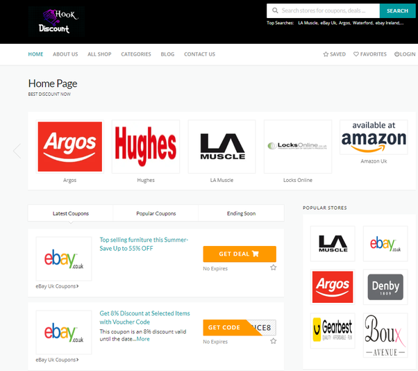 What Are The Leading Coupon Sites In Uk Which Would Be The Top 5 Quora