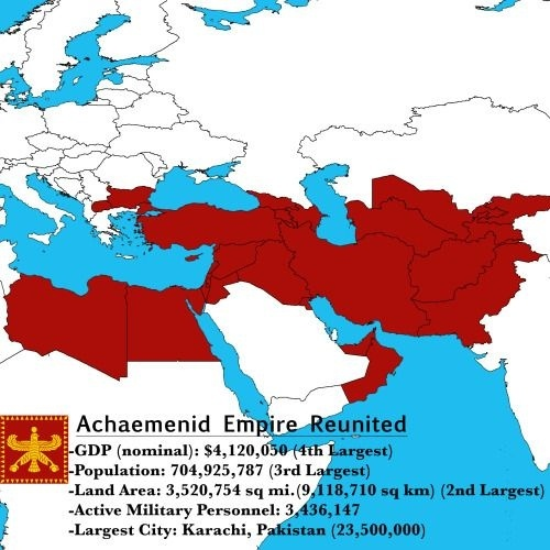 Persian Empire: Were Rome And Persia Ever Equal Powers?