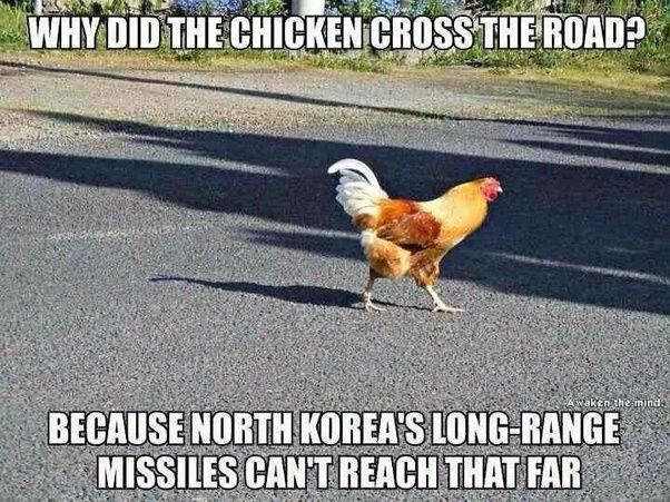Anti joke chicken why did the chicken cross the road - photo#43